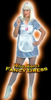 Nursing Dress on Sexy Fancy Dress Costume   Naughty Nurse Sm 8 10